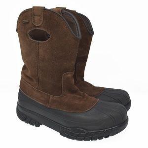 Herman Survivors Waterproof Sz 8.5 Brown Boots